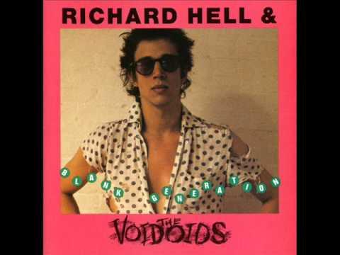 Richard Hell & The Voidoids - Liars Beware