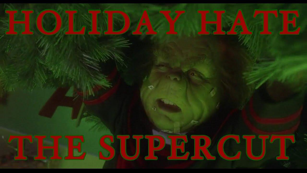 I Hate Christmas.Supercut I Hate Christmas