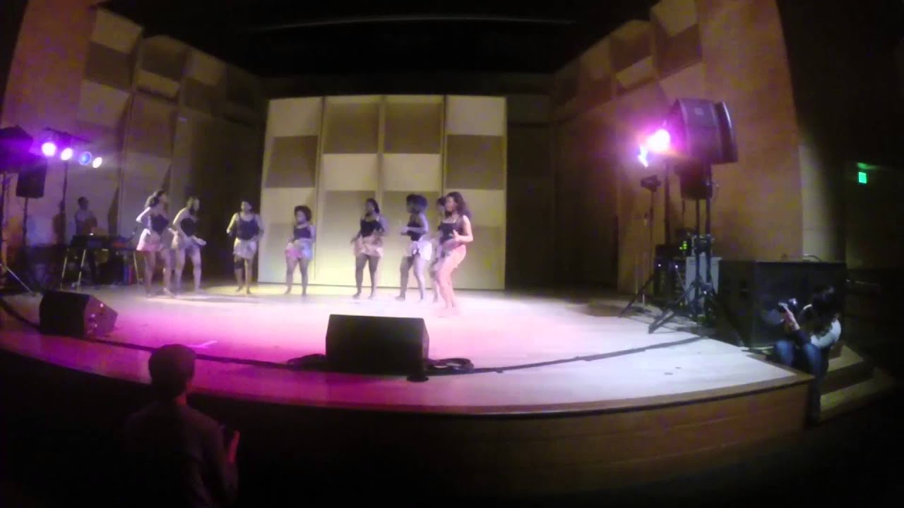 ASA Afro-Carribean Night 2014: I Am Africa