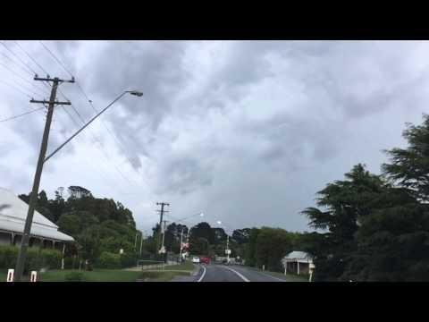 Forked lightning at 240fps : Australia Trip 2014