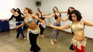 Rachida JORF - Studio Harmonic - Danse orientale