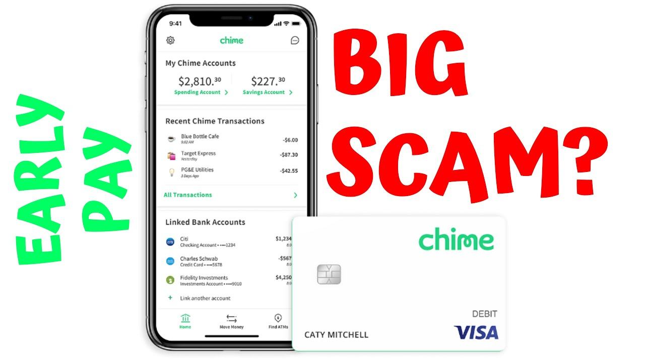 Chime Bank is a Scam?!?