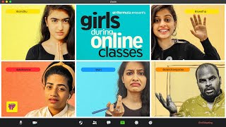 Girls in Online Classes | Girl Formula | Chai Bisket