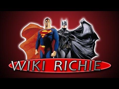 Wiki Richie - Top 5 Comic Book Films - Richalvarez