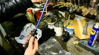 Высоковольтные провода нулевого сопротивления от Наиля Порошина для Lancer 9