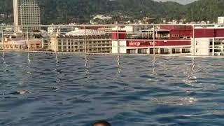 Amata resort hotel 3*, бассейн на 8 эт.