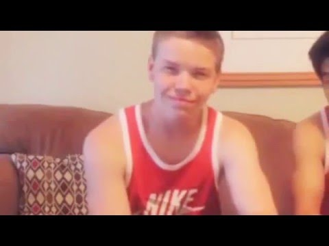 Will poulter Cute and funny moments