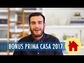 BONUS PRIMA CASA: Come accedere alle agevolazioni previste per il 2017