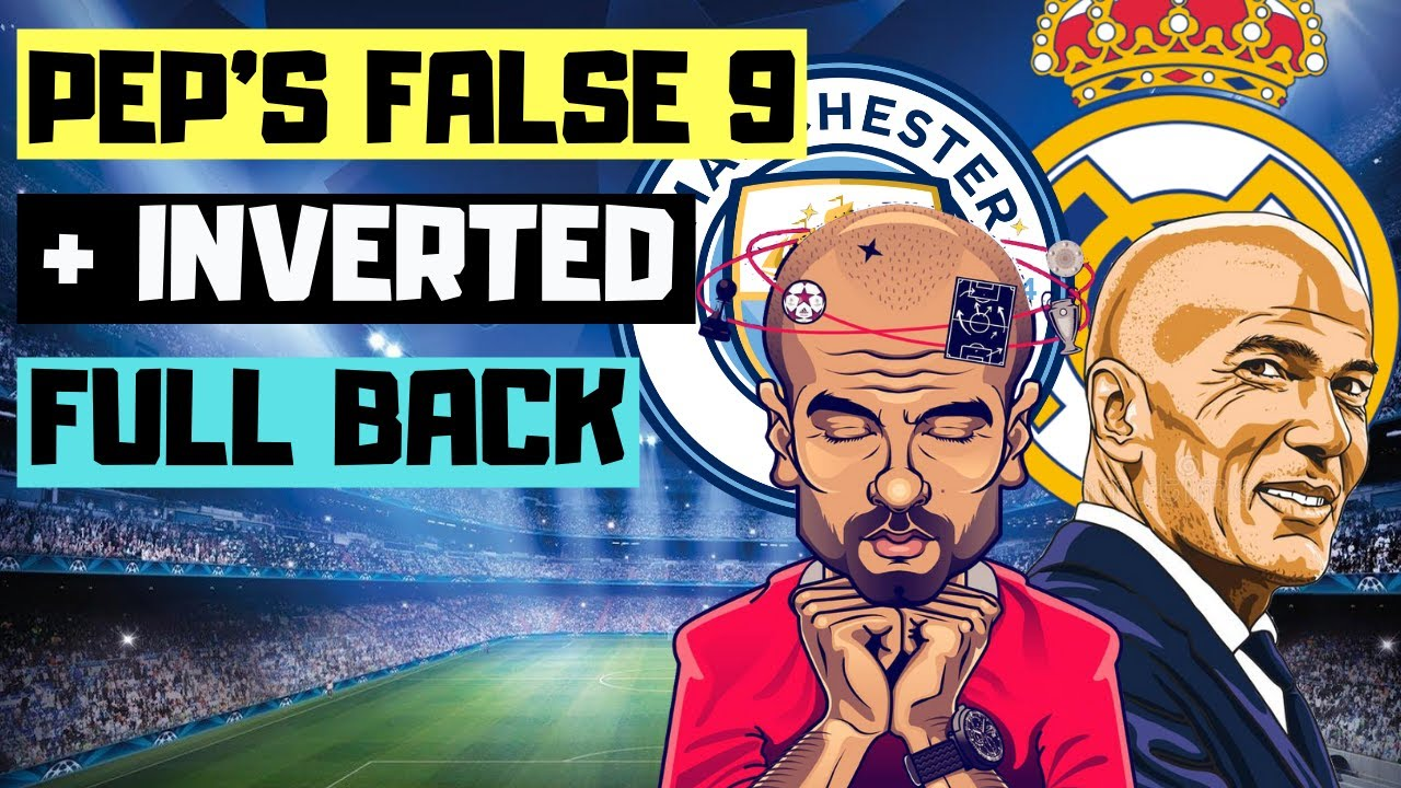 HOW GUARDIOLA EXPOSED ZIDANE: Man City 2-1 Real Madrid (4-2) Tactical Analysis | Champions league