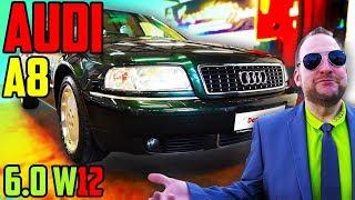 HUBRAUM statt TURBO ?! - Audi A8 6.0 W12 - Zeiten messen!