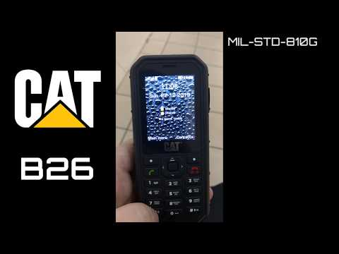 CAT B26 - Why It Is (probably) The Best 2G Spreadtrum/Unisoc Based Phone