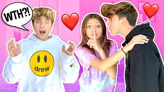 Kissing My Best Friend's CRUSH To See How He REACTS **BAD IDEA** | ft. Gavin Magnus & Sophie Fergi