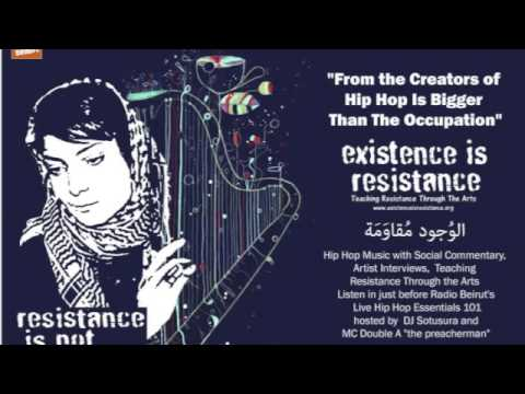 Existence is Resistance Interview with Immortal Technique on Radio Beirut