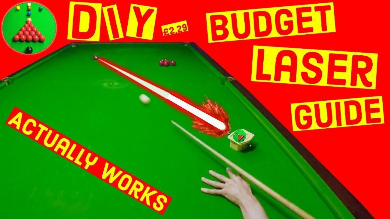 Snooker aiming guide youtube.