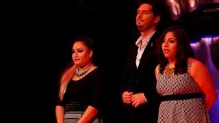 ¿Qué dijeron los entrenadores de la batalla entre Ayleen y Julissa? | Batallas | La Voz Perú 2015