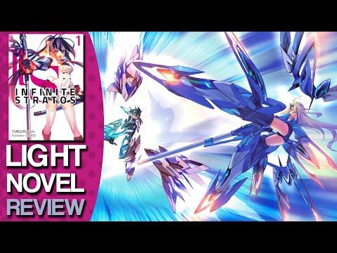 Infinite Stratos Volume 1 Light Novel Review
