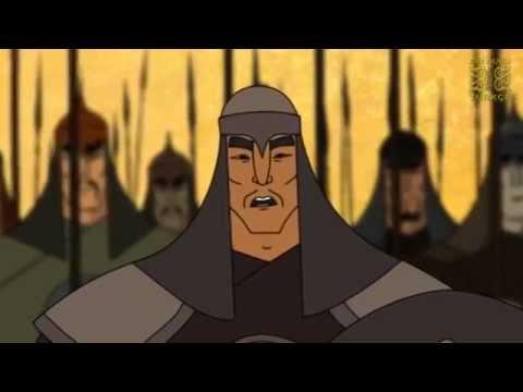 Gökbalak (Kazakça çizgi film - ALTYAZILI) Kazak Türkçesinden Aktarma