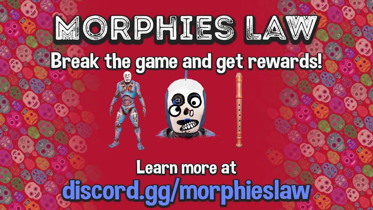 La Segunda Beta De Morphies Law 2 0 Llega Este 1 De Junio Arata Morphies law is an online team based shooter video game developed and published by cosmoscope. arata