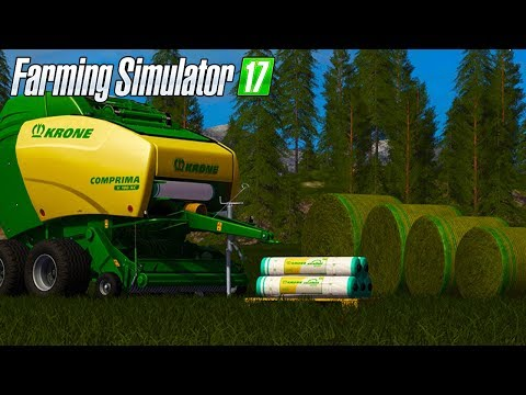 DECOUVERTE FS17 DLC PAILLE (STRAW ADDON) ! (FARMING SIMULATOR 17 LIVE)