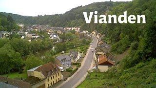 LUXEMBOURG: Vianden town