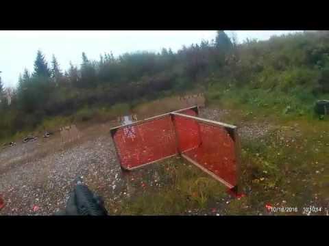 SRA-shooting in Loimaa