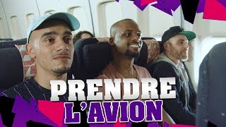 LA NOTICE - PRENDRE L'AVION