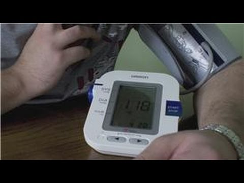 Blood Pressure : How to Monitor Blood Pressure at Home