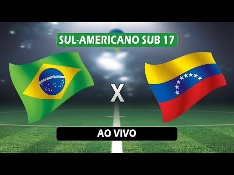 JOGO COMPLETO - BRASIL X VENEZUELA - SUL-AMERICANO SUB 17 2017 (10/03/2017)