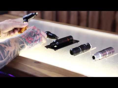 Der grosse tattoo pen test hawk pen proton pen ez for Tattoo with pen