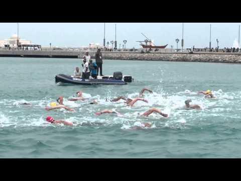 Abu Dhabi-  Men's Fina 10k Marathon swimming World Cup, 2016