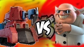 One of BenTimm1's most viewed videos: All MAX Scorcher vs Dr Terror Boom Beach!