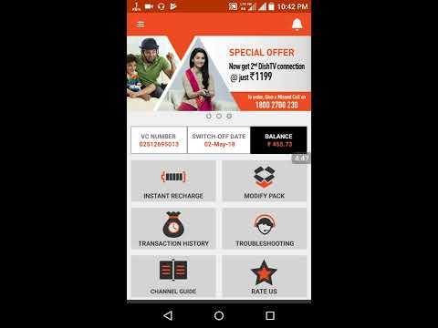 Dishtv Channel Activate Mobile Free