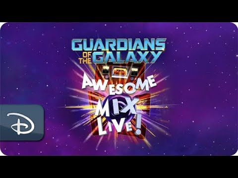 'Guardians of the Galaxy – Awesome Mix Live!' Returns to Epcot