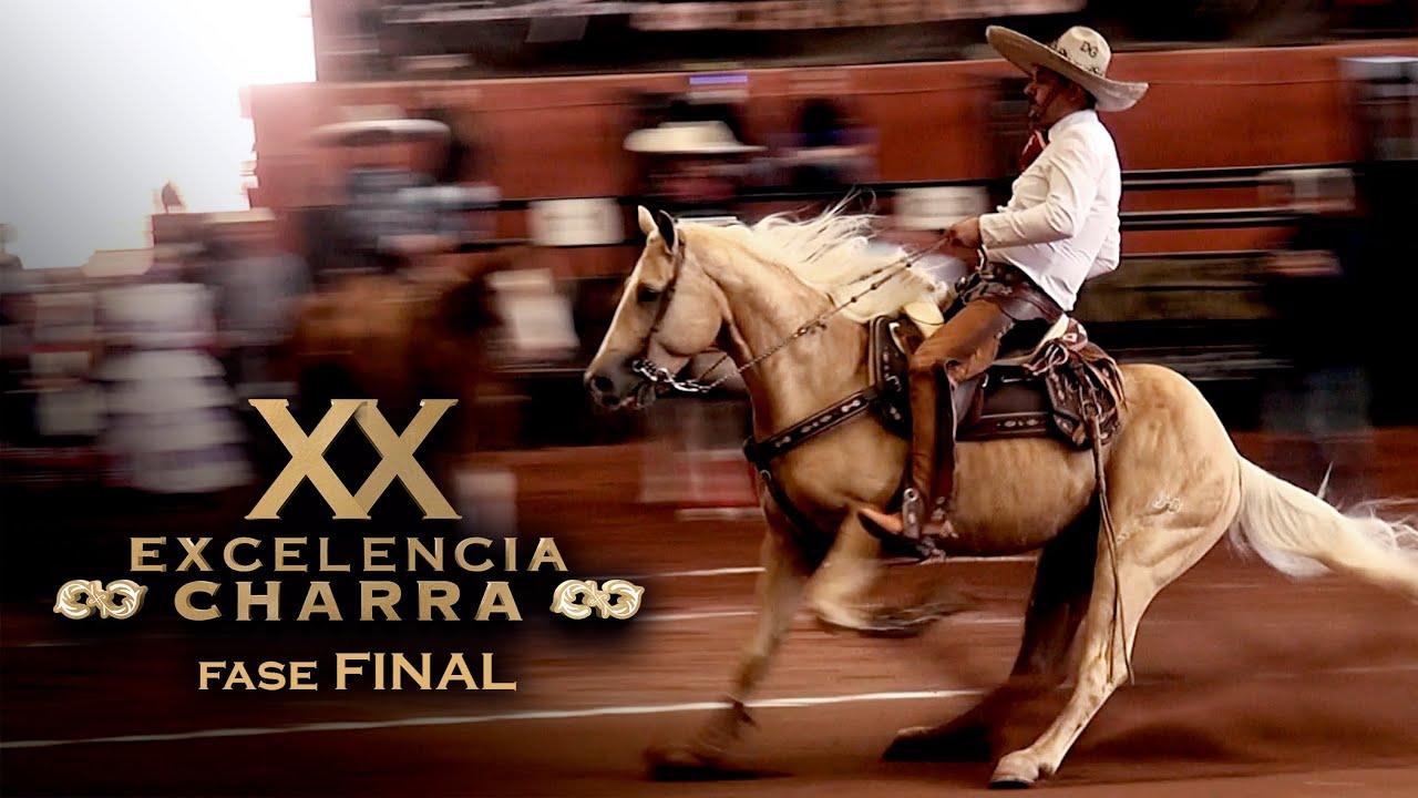1 lugar CAMPEON Caladero Futurity Intermedio - David Cordoba - Circuito EXCELENCIA CHARRA XX 2021