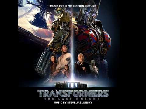 """1. Transformers: The Last Knight - """"Sacrifice"""" By: Steve Jablonsky"""