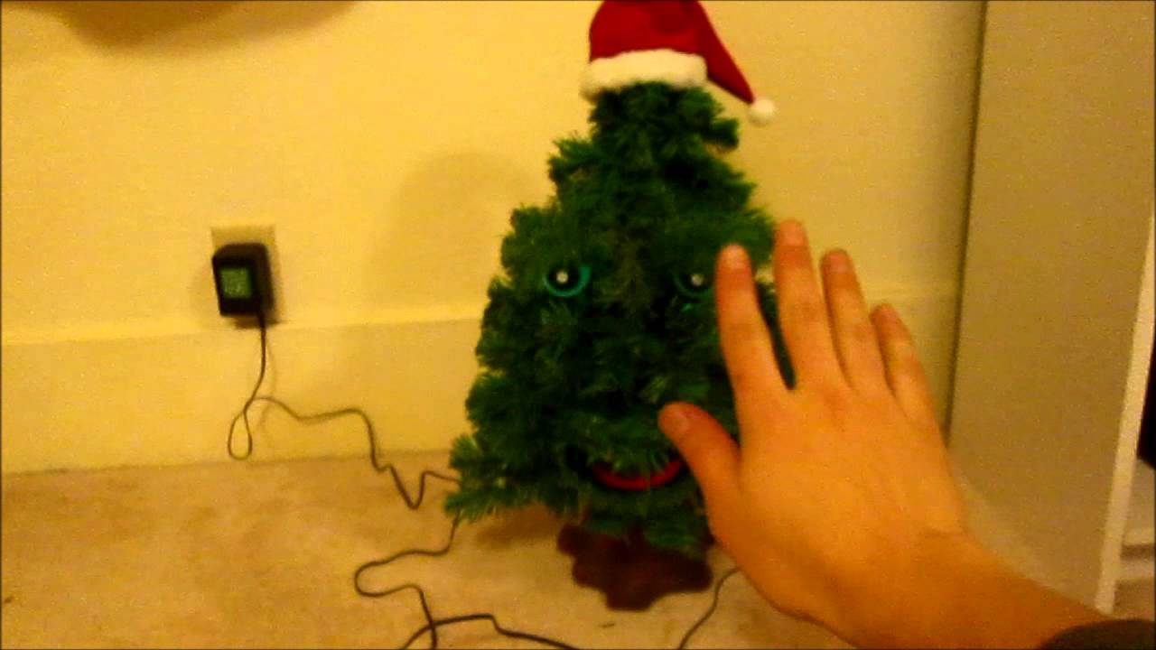 Gemmy Douglas Fir The Talking Christmas Tree Edition 1