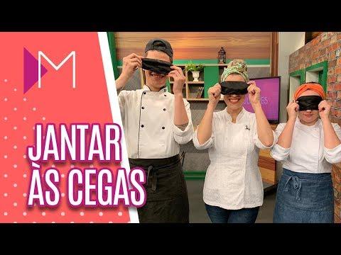 Jantar às Cegas no Mulheres, TV Gazeta
