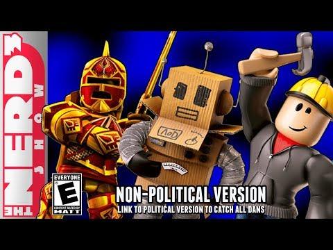 The Nerd³ Show - 10/08/19 - Non-Political Version