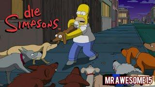 Die Simpsons - Hunde greifen an [deutsch]