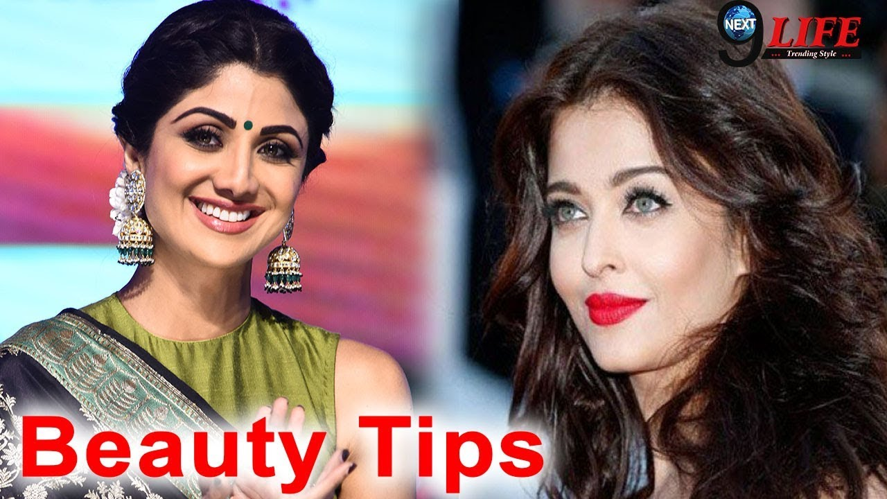 BOLLYWOOD ACTRESSES BEAUTY TIPS  B-Town Actress Beauty Secret  Beauty  Tips