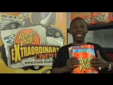 Bobb'e J. Thompson: Reese's Puffs Teen Short Film Competition