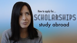 How to Apply for Study Abroad Scholarships