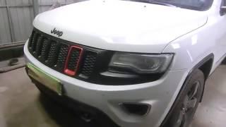 видео Ремонт заднего редуктора Jeep Grand Cherokee WK2