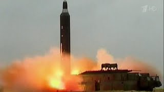 Сеул сообщает об испытательном запуске КНДР двух баллистических ракет малой дальности.