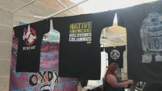 Indigenous Comic Con 2016 - Introduction @ Albuquerque, NM
