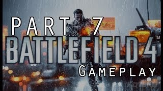 Battlefield 4 Campaign Mission 7-Blowing the Dam Walkthrough Part 7(BF4)