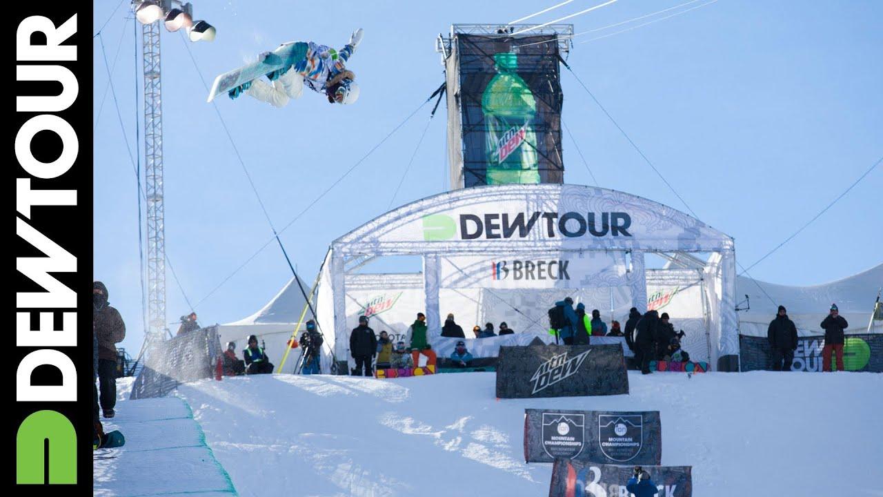 Mountain Dew Snowboard Tour