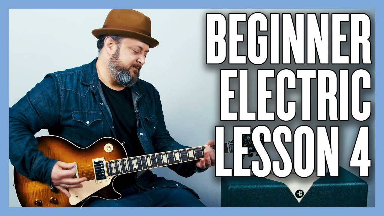 beginner electric guitar lesson 4 open chords youtube. Black Bedroom Furniture Sets. Home Design Ideas
