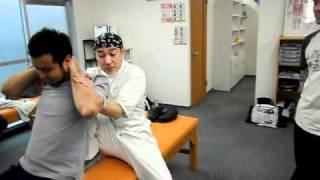名古屋セミナーでのパキパキ矯正です!