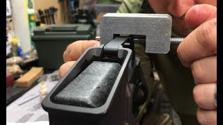 AR15 Trigger Guard Roll Pin Made Easy - LCG Roll Pin Pusher